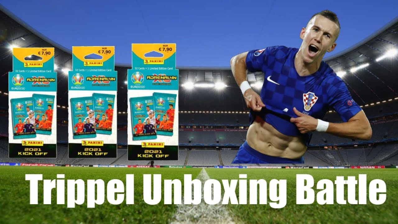 Panini Adrenalyn XL Uefa Euro 2020-2021 Kick Off Edition|?Tripple Blister Unboxing Battle?!