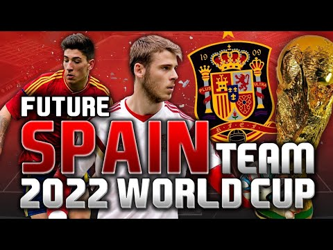 Spain New Squad World Cup 2022 || New And Young Squad || Best Sqaud ||