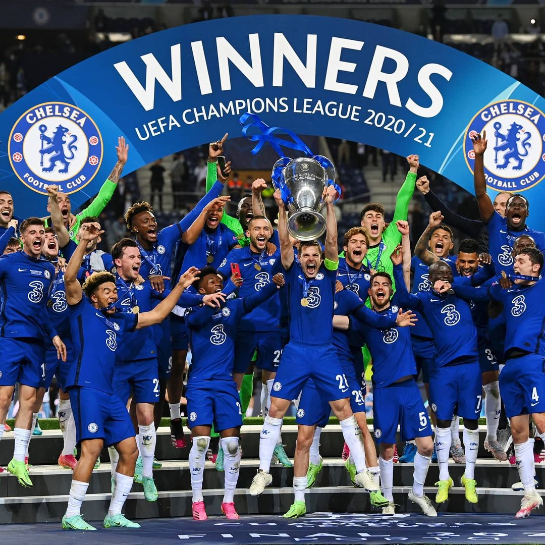 KINGS OF EUROPE  Congratulations   ...