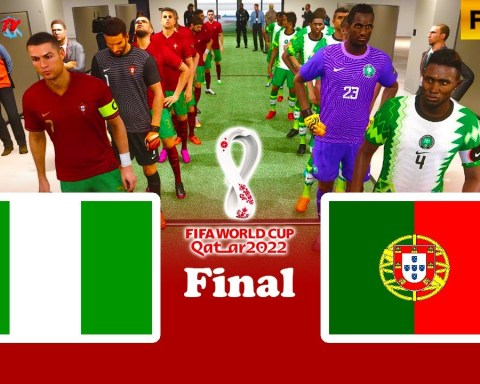 PES 2021 | NIGERIA vs PORTUGAL | Final FIFA World Cup 2022