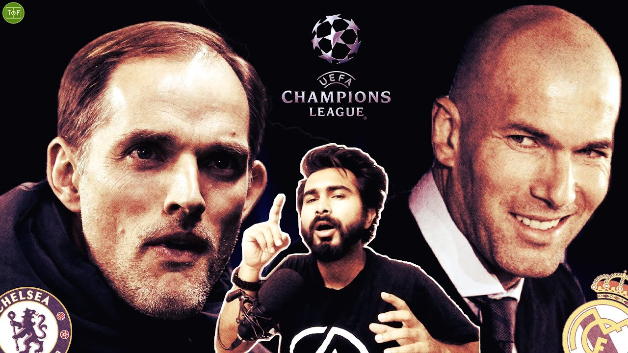 Real Madrid vs Chelsea UEFA Champions League Preview | Podcast UCL Semi-Final First Leg | HINDI