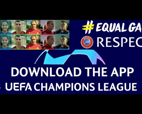 UEFA Champions League full anthem with stadium effect