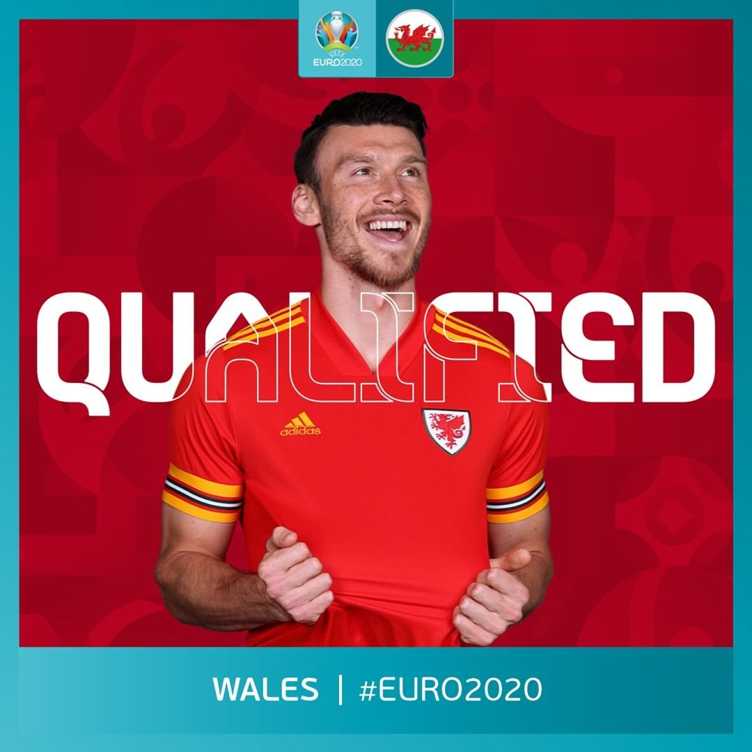 Congratulations, Wales! Into the Round of 16   ...