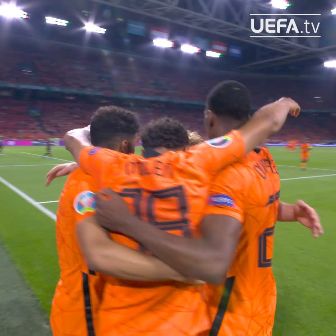 From non-league to Netherlands hero in 8 years... Denzel Dumfries    ...