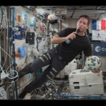 MIND BLOWN  Here's what happened when  astronaut  caught up with France supersta...