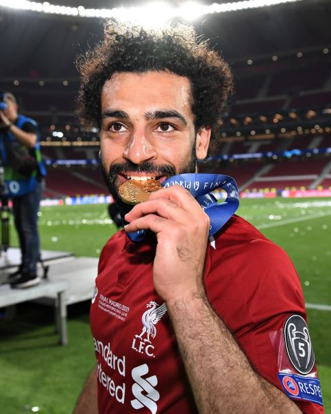 Describe Mohamed Salah with an emoji...   The Liverpool FC hero turns 29 today!...