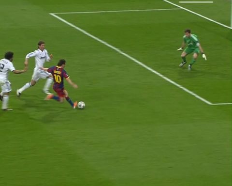 Your favourite Messi moment      ...