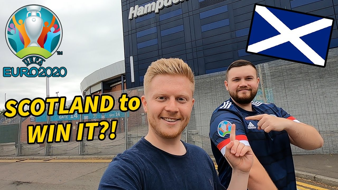 23 YEARS OF HURT... NOT LONG NOW! UEFA Euro 2020 Build Up (Glasgow, Scotland)
