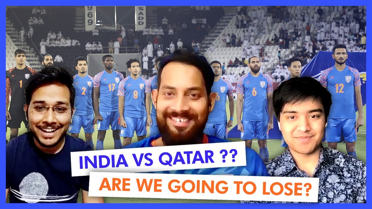FIFA World Cup 2022 Qualifiers: India Vs Qatar Preview | Line-up | Tactics & Discussion