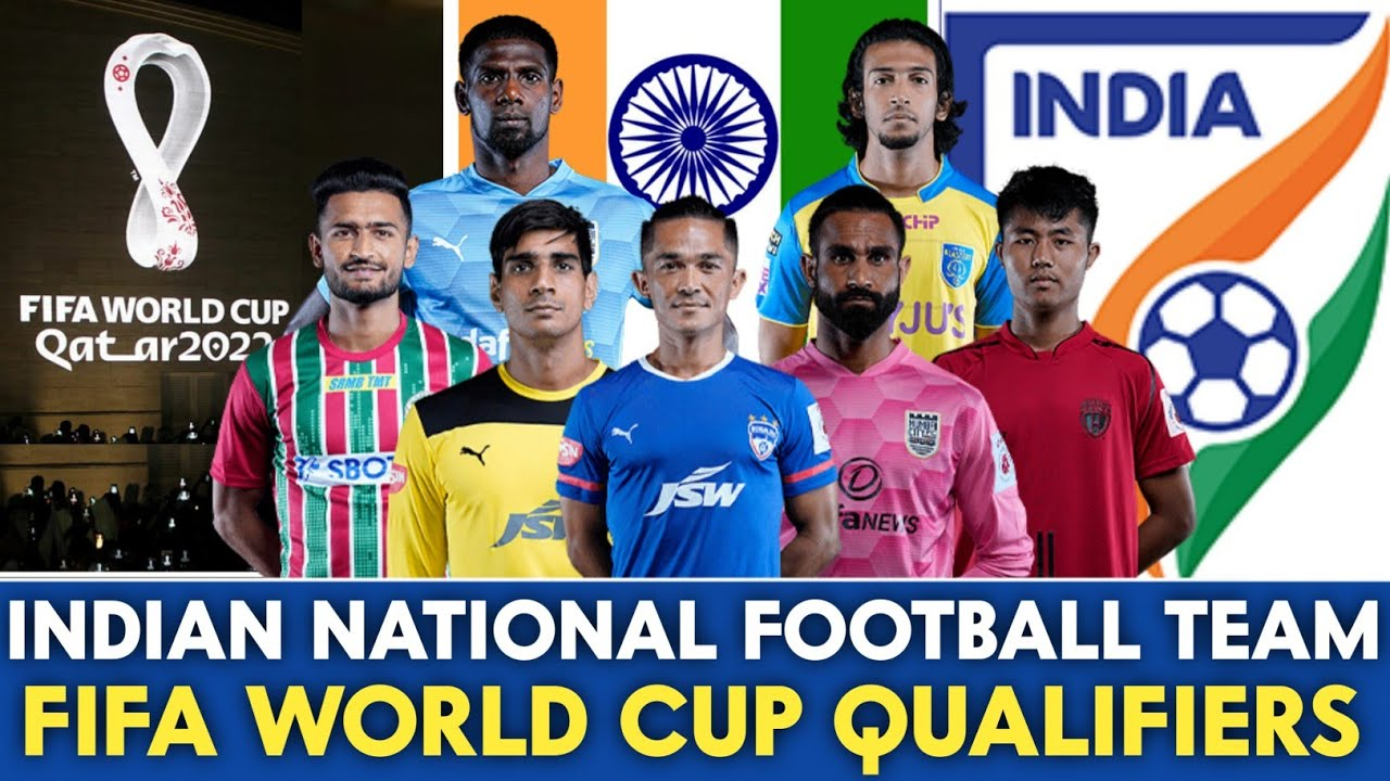 FINALLY! Indian Football Team Will Play In FIFA World Cup 2022 Qualifiers