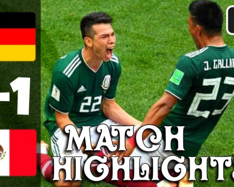Germany v Mexico | 2018 FIFA World Cup | Full Highlights | Lozano's early goal stuns champs in upset