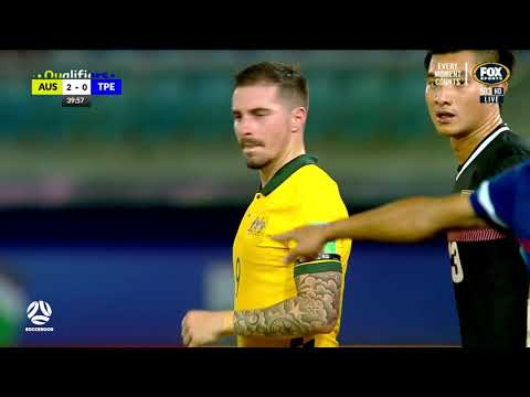 Match Highlights | Socceroos v Chinese Taipei | FIFA World Cup 2022 qualifier