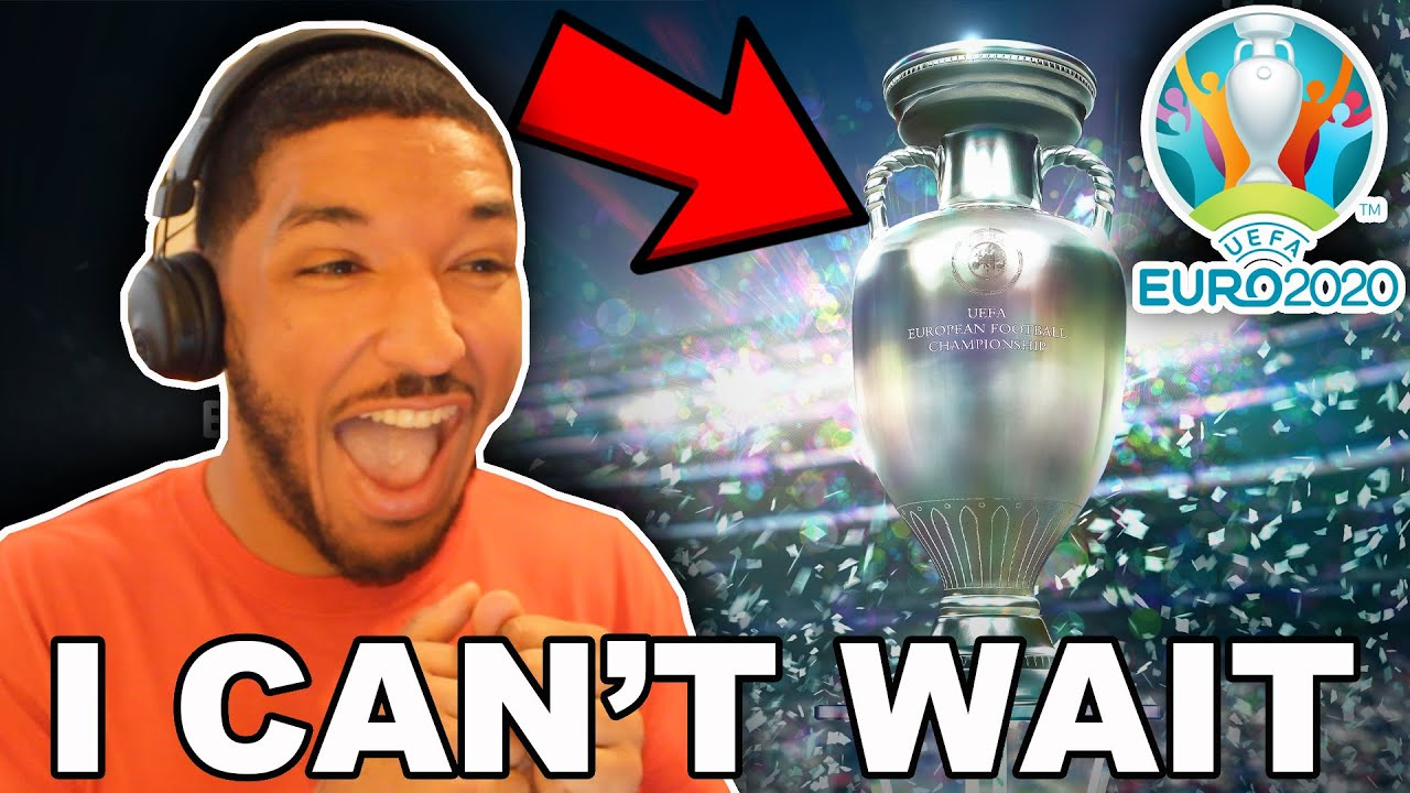 NFL Fan Reacts to UEFA EURO 2020 MOVIE TRAILER (ALL 24 TEAMS)