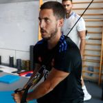 Hitting the gym hard  Who will be Madrid's key player this season?  ...
