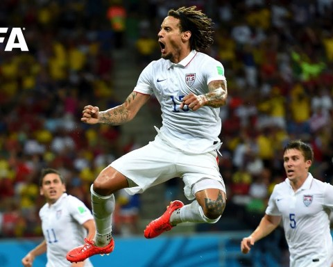 Jermaine Jones goal vs Portugal | ALL THE ANGLES | 2014 FIFA World Cup