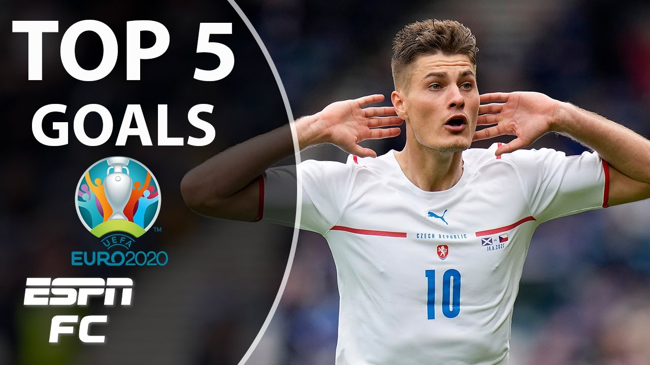 Top 5 Euro 2020 Group Stage goals | Highlights | ESPN FC
