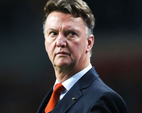 He's back  Netherlands have reappointed Louis van Gaal as their new head coach ...