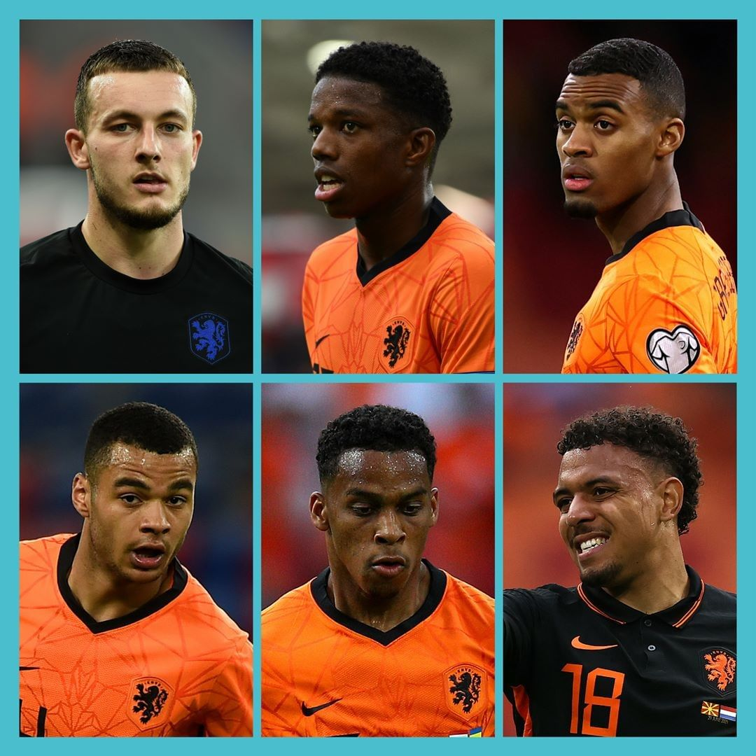 Netherlands wonderkids  Pick 2 to have in your  starting XI   1& Justin Bijlow ...