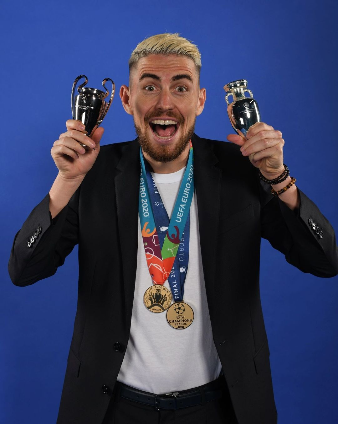A year to remember for Jorginho  UEFA Men's Player of the Year    |  |  | ...