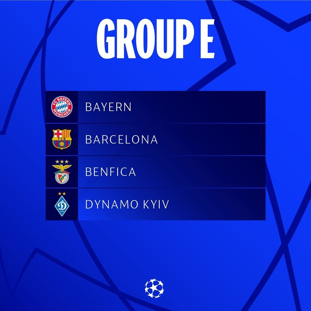E-H  Who will qualify as group winners?    ...