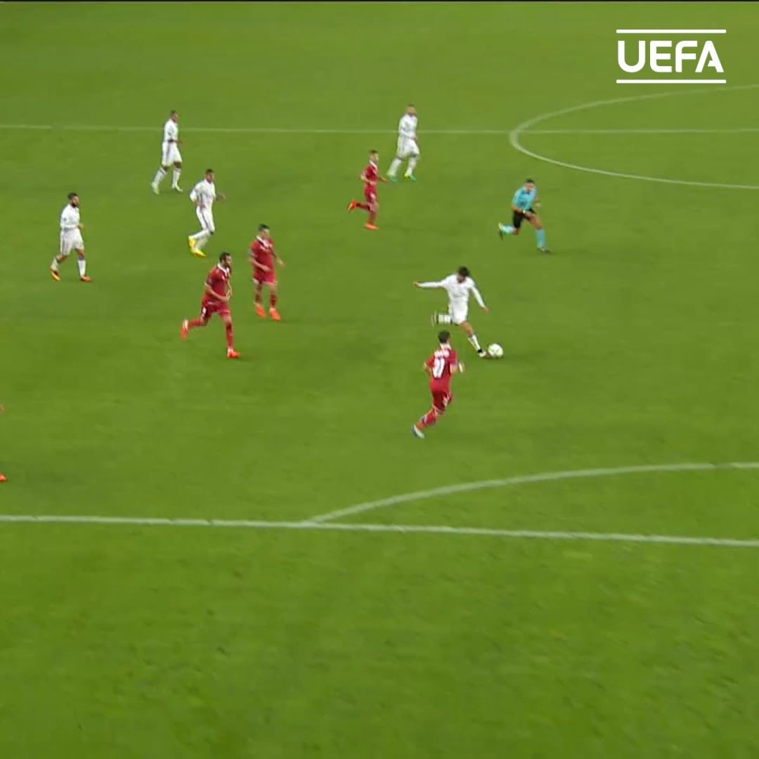 Favourite Real Madrid goal from 2016 Super Cup: Asensio or Carvajal?    ...