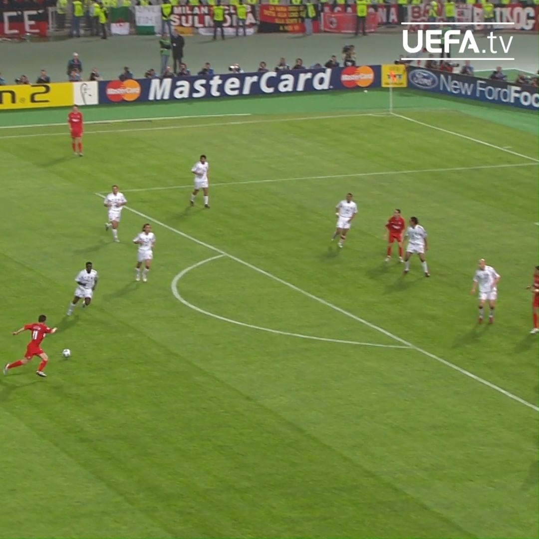 Group B: Milan & Liverpool meet again. Rate this 2005 classic from 1-10!   ...