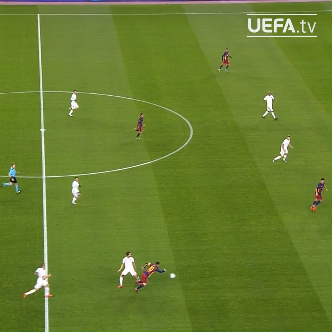Messi moves       ...