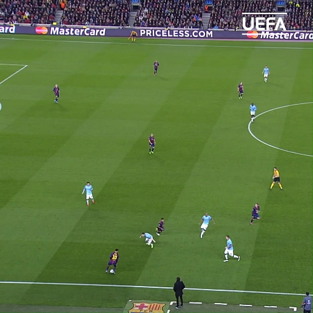 Messi the magician    ...