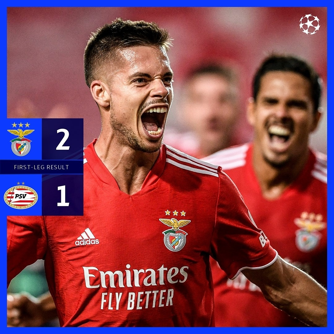 Rafa and Weigl give  the advantage after a great game!  Who will go through? ...