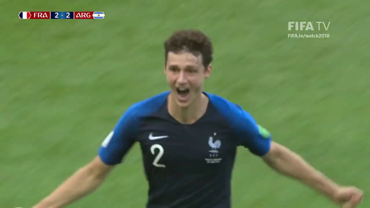 13 Beautiful Goal Strikes from 2018 FIFA World Cup Russia
