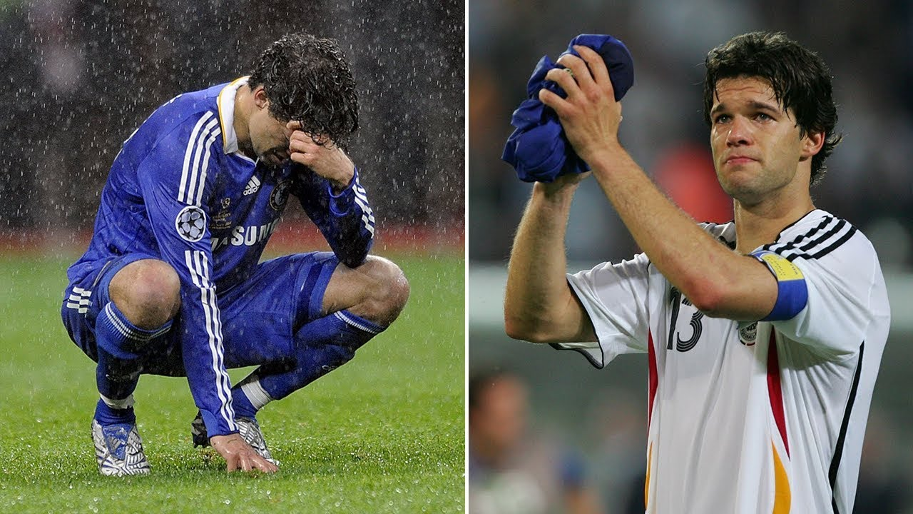 Michael Ballack: The biggest loser of them all - Oh My Goal