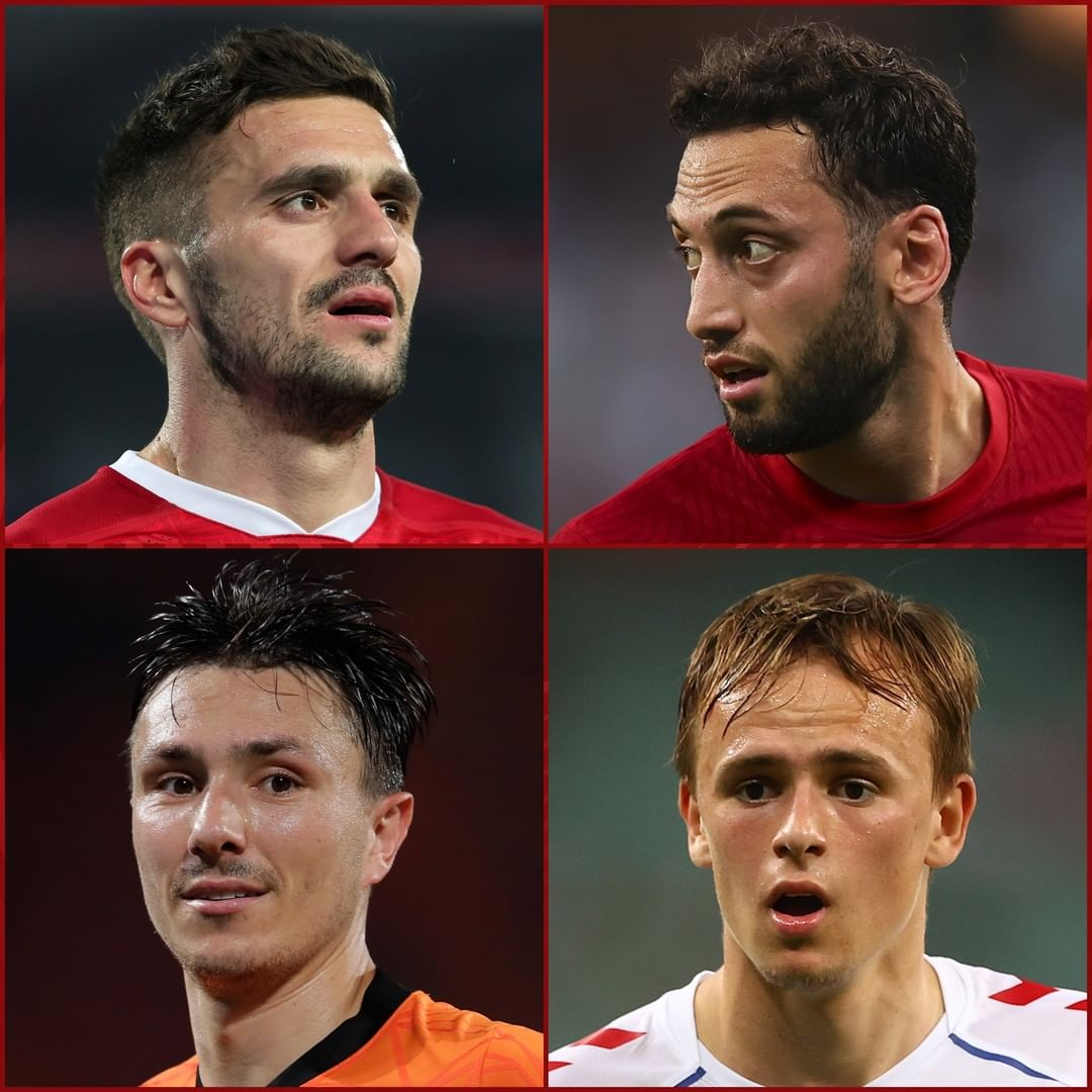 Who'll provide the most assists in the next round of European qualifiers?    Du...