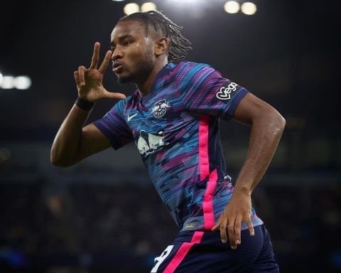 3& goals & still on the losing side  Just how talented is Nkunku?  ...