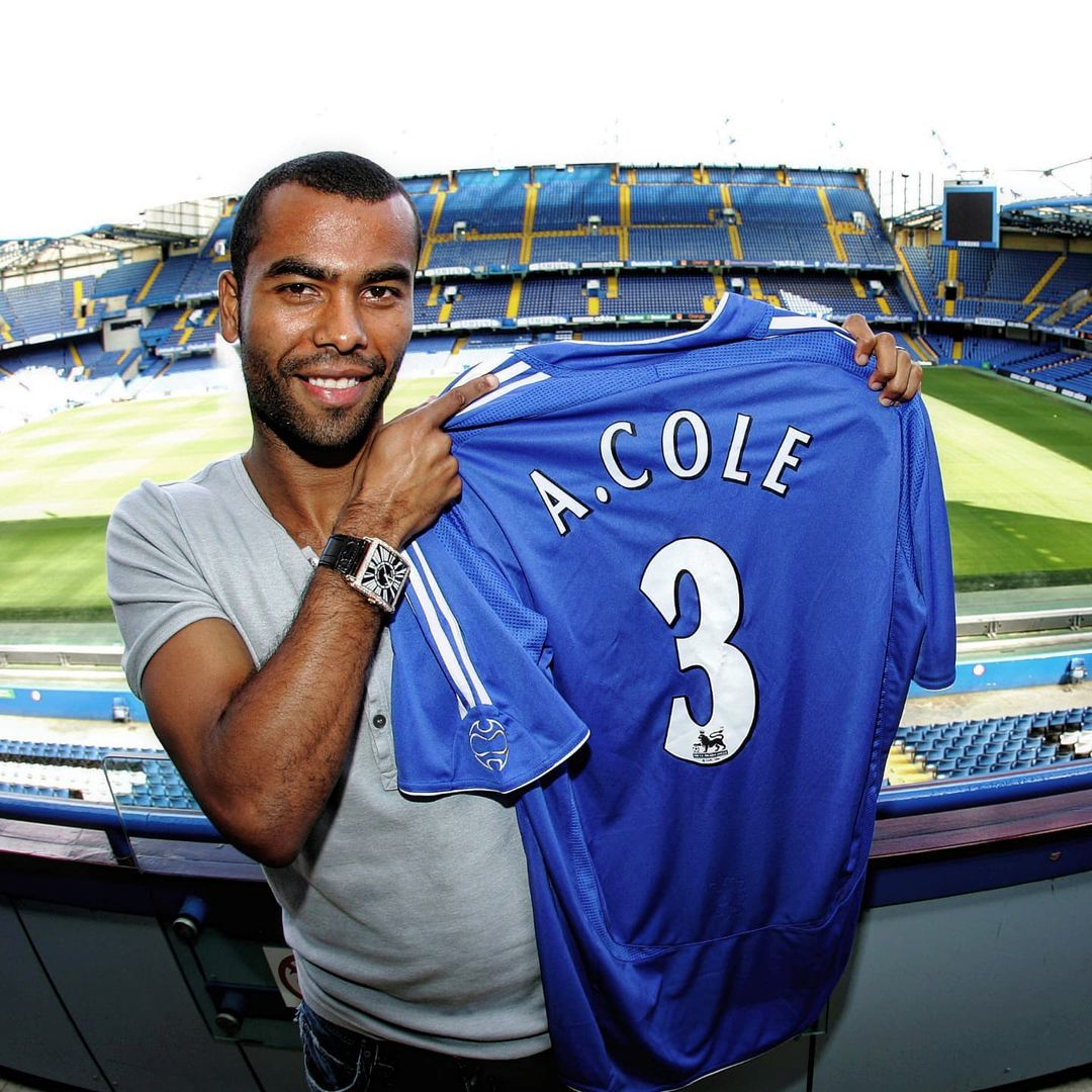 Chelsea signed Ashley Cole on this day in 2006  How good was this left-back?   ...
