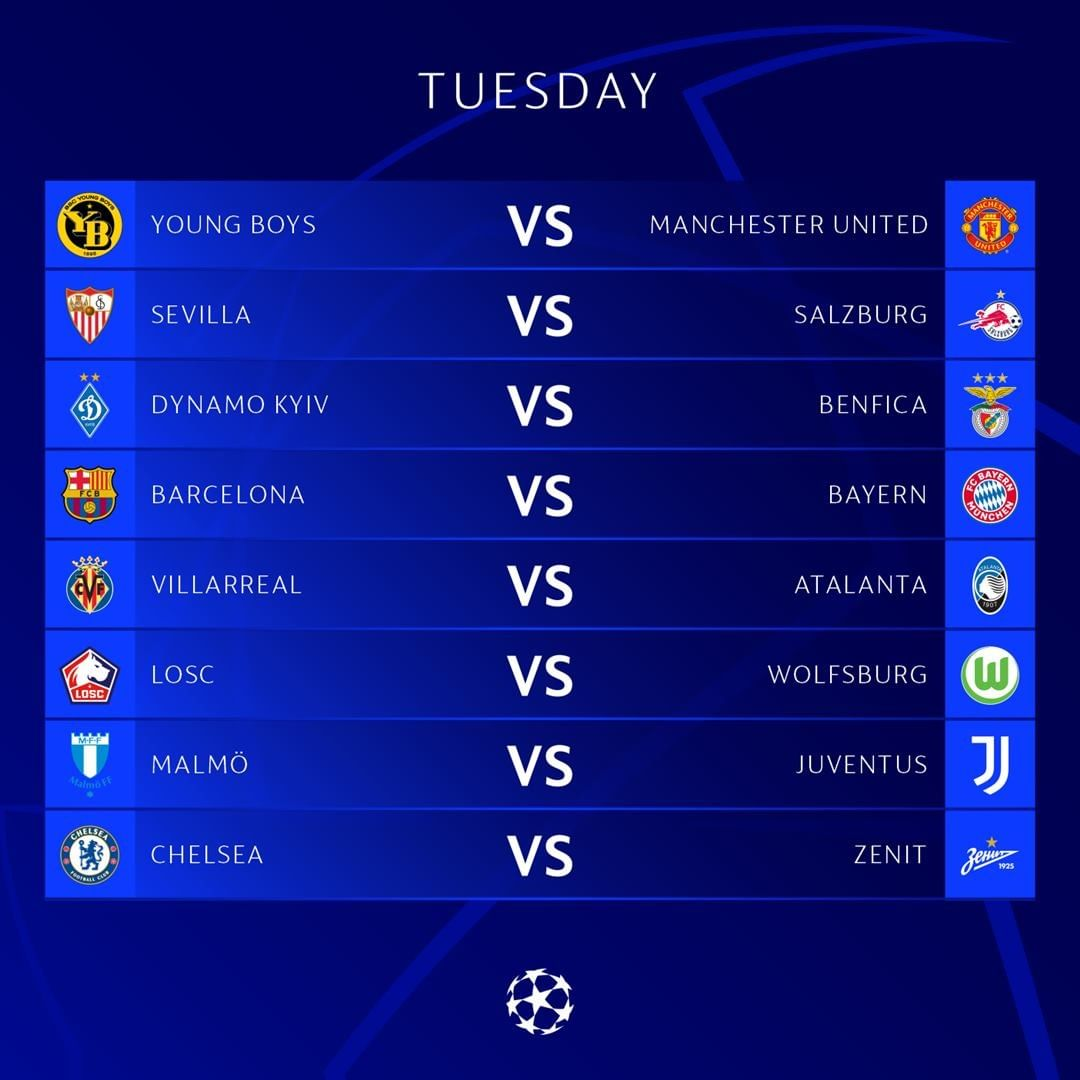 We're back!!   Which team will light up Matchday 1?  ...