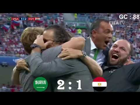 ALL GOALS - GOAL COUNTER! FIFA World Cup 2018  #shorts #euro #worldcup2018