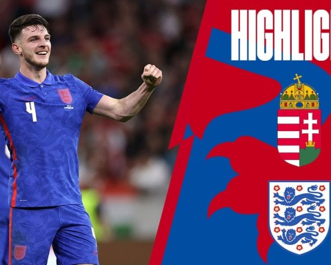 Hungary 0-4 England   Three Lions Clinical In Budapest   World Cup 2022 Qualifiers   Highlights