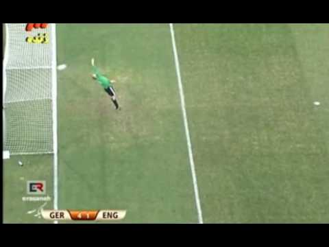 P16 Disputed Goal  England Germany World Cup 2010 FIFA  (16)