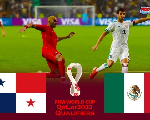 Panama vs Mexico | FIFA World Cup 2022 Qualifiers | Match eFootball PES 2021
