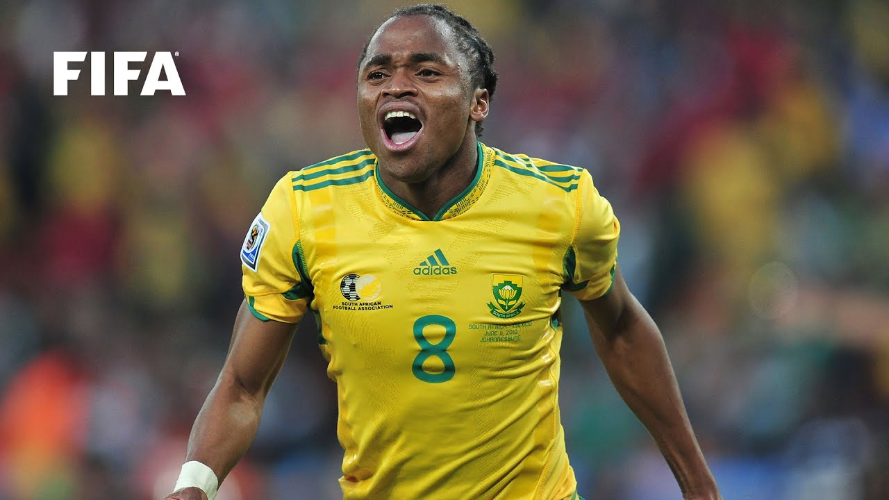 Siphiwe Tshabalala on THAT South Africa 2010 Goal   FIFA World Cup