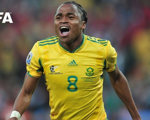 Siphiwe Tshabalala on THAT South Africa 2010 Goal | FIFA World Cup