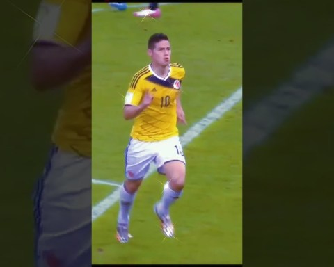 The Best Goal Of Fifa World Cup 2014 James Rodriguez #short