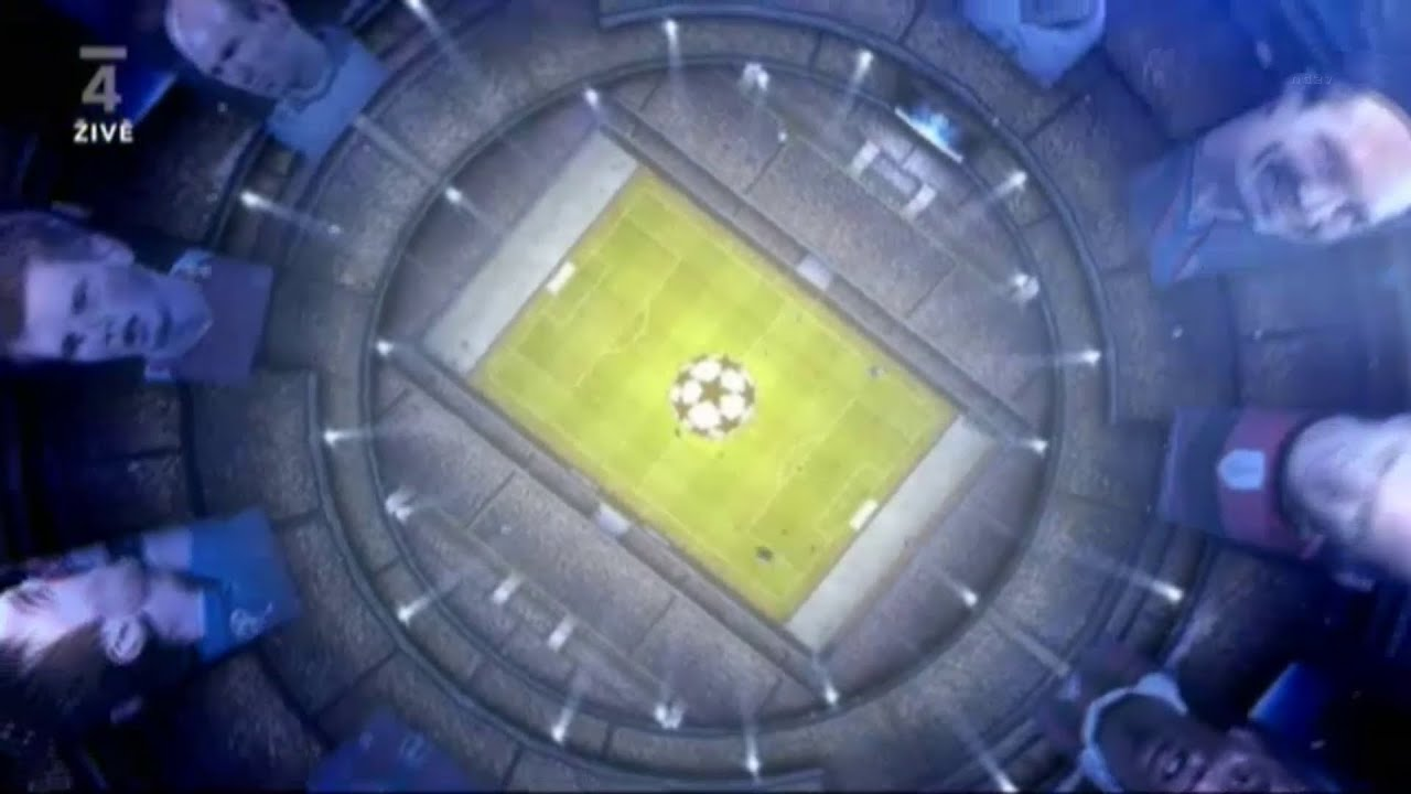 UEFA Champions League 2011 Outro - Ford & PlayStation CZ