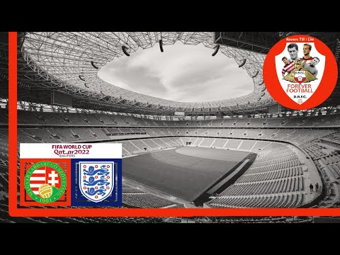 """""""Forget the Euros Defeat, Back To Work!"""" Hungary vs England (FIFA World Cup 2022 Qualifier Preview)"""