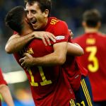 Big celebrations!  How good is this Spain team?   ...