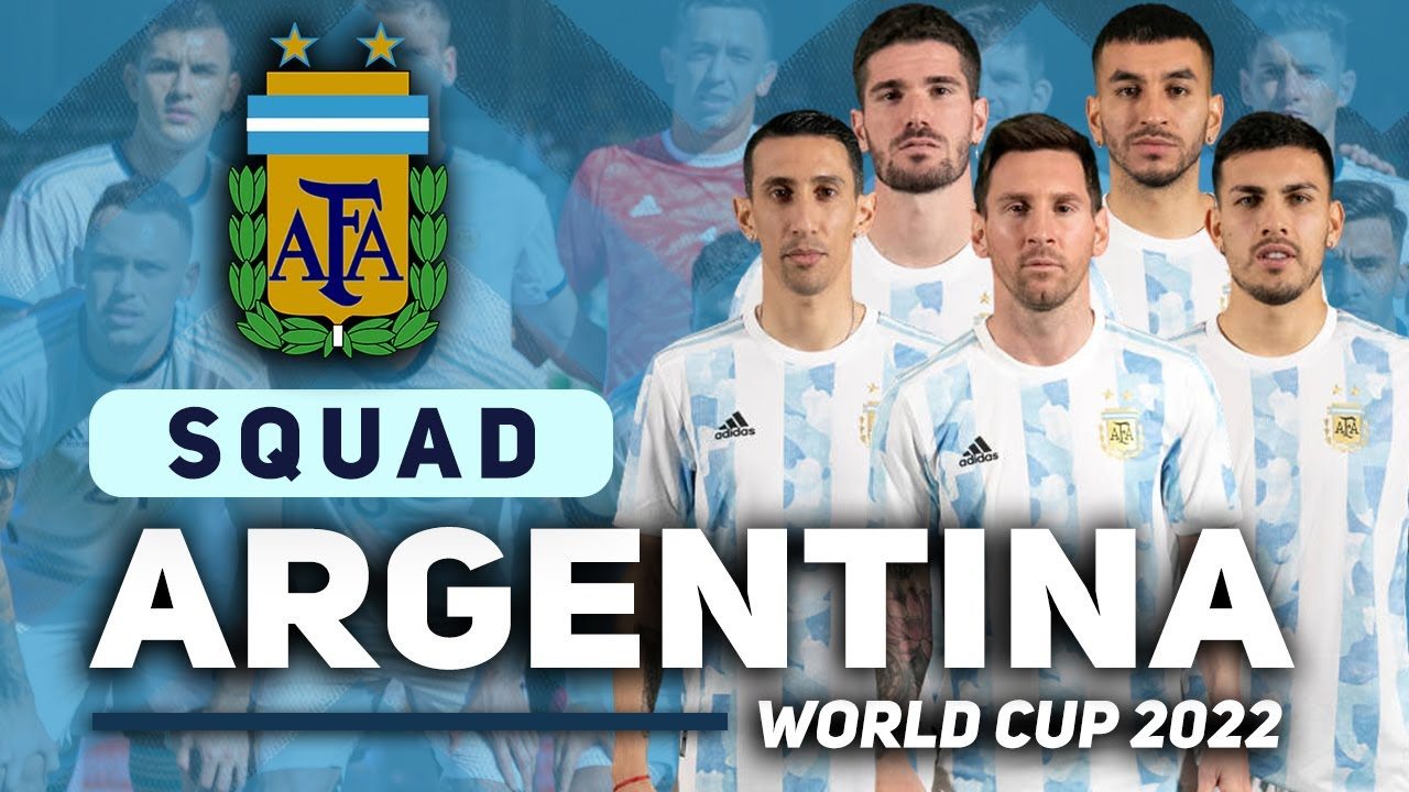 ARGENTINA 30 MAN SQUAD FIFA WORLD CUP 2022 QUALIFIER | OCTOBER MATCHES