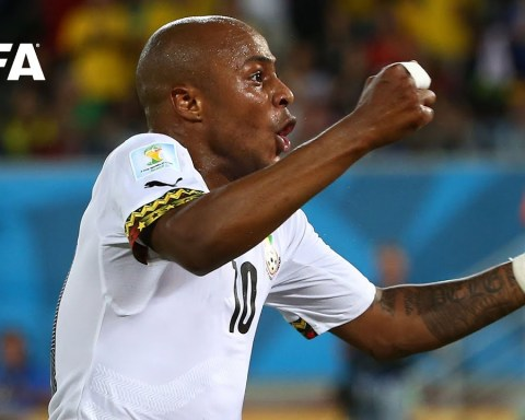 Andre Ayew goal vs USA | ALL THE ANGLES | 2014 FIFA World Cup