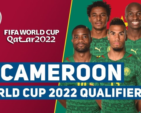 CAMEROON SQUAD FIFA WORLD CUP 2022 - AFRICA QUALIFIER