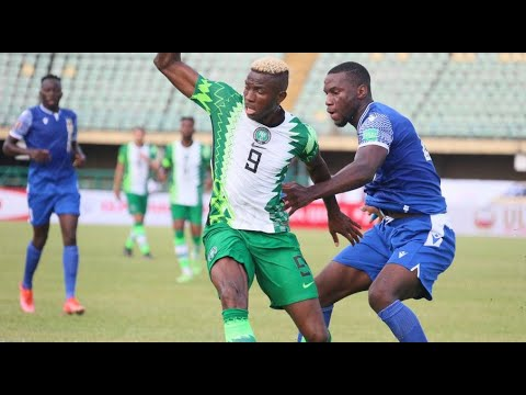 Defeat for Super Eagles - Nigeria 0 vs 1 Central African Republic - FIFA World Cup 2022 Qualifier