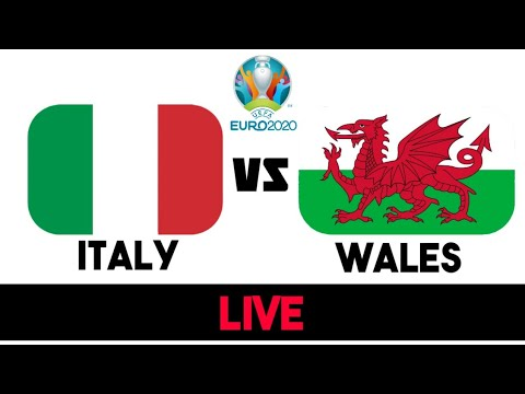 Italy vs Wales Live Match Streaming | UEFA Euro 2020 | Matchday 3 | Live Match Highlights